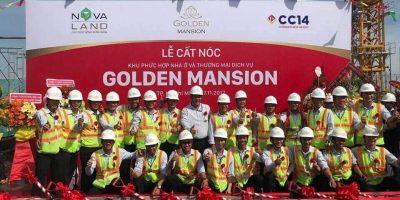 Căn hộ Golden Mansion Novaland Quận Phú Nhuận