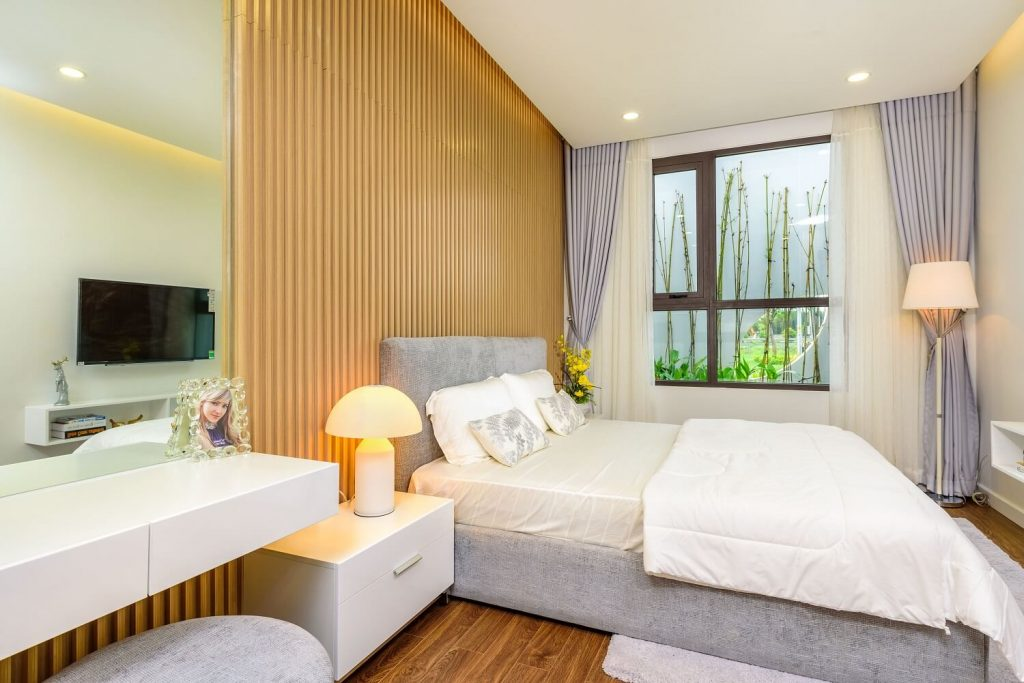 Nhà mẫu căn hộ Jamila Khang Điền