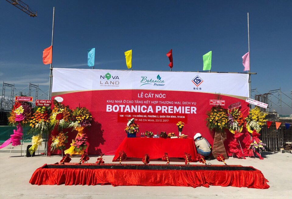 căn hộ Botanica Premier