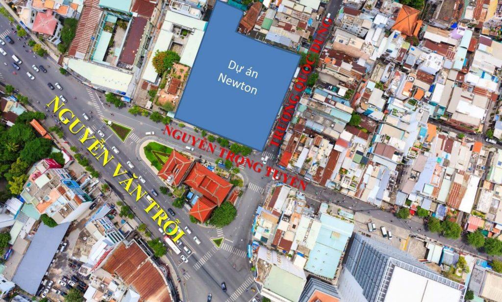 Căn hộ Newton Residence Novaland Quận Phú Nhuận